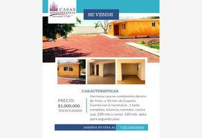 Foto de casa en venta en  , prados del sol, ayala, morelos, 0 No. 01