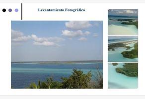 Foto de terreno habitacional en venta en predio cayo hueso 00, laguna guerrero, othón p. blanco, quintana roo, 0 No. 01