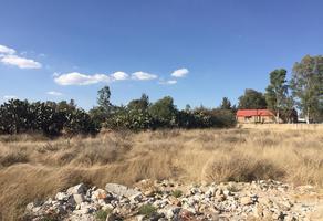 Foto de terreno habitacional en venta en predio san benito. fracción lote e, f y g , cañajo, san miguel de allende, guanajuato, 6484369 No. 01