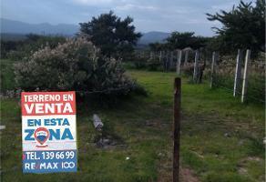 Foto de terreno habitacional en venta en presa abelardo l. rodriguez , la tomatina, jesús maría, aguascalientes, 13936123 No. 01