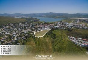 Foto de terreno habitacional en venta en presa centenario 11008 , presa rodriguez, tijuana, baja california, 13358896 No. 01