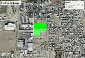 Foto de terreno habitacional en venta en presa de la amistad , granjas nuevas, mexicali, baja california, 5262366 No. 01