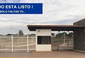 Foto de terreno habitacional en venta en presa de la valencia , tlajomulco centro, tlajomulco de zúñiga, jalisco, 6613880 No. 01