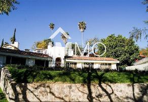 Foto de casa en venta en primaveras , rancho contento, zapopan, jalisco, 5663441 No. 01