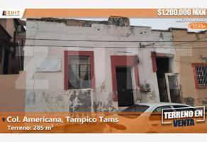 Foto de terreno habitacional en venta en primera avenida 103, americana, tampico, tamaulipas, 19138939 No. 01