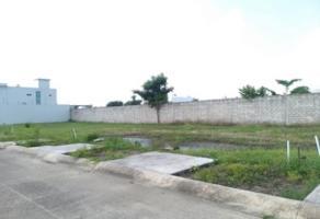 Foto de terreno habitacional en venta en primera cerrada de terra 16, villahermosa centro, centro, tabasco, 10077194 No. 01