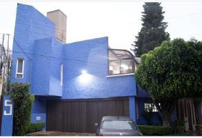 Foto de casa en venta en primera privada de diligencias 5, san pedro mártir, tlalpan, df / cdmx, 0 No. 01