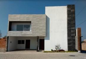 Foto de casa en venta en primera privada de la 28 sur , la alfonsina, san andrés cholula, puebla, 0 No. 01