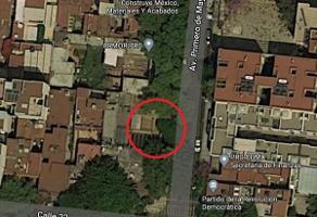 Foto de terreno industrial en venta en primero de mayo 272, san pedro de los pinos, benito juárez, df / cdmx, 0 No. 01