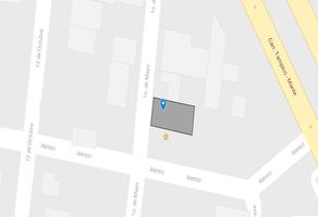 Foto de terreno habitacional en venta en primero de mayo , los laureles, altamira, tamaulipas, 5926126 No. 01