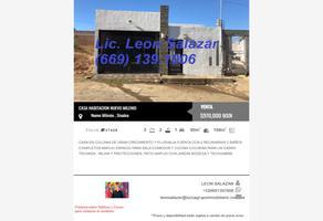 Foto de casa en venta en principal 1, nuevo milenio, mazatlán, sinaloa, 0 No. 01