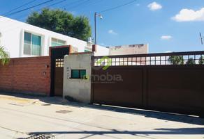 Foto de terreno habitacional en venta en principal 123, misión del campanario, aguascalientes, aguascalientes, 5667937 No. 01
