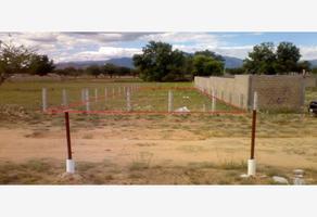 Foto de terreno habitacional en venta en principal 5, zaachila, villa de zaachila, oaxaca, 5508981 No. 01