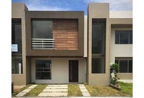 Foto de casa en venta en principal 8, valle verde, tulancingo de bravo, hidalgo, 6527421 No. 01