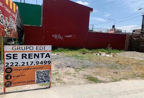 Foto de terreno comercial en renta en privada 49 calle sur 4504, estrella del sur, puebla, puebla, 13639861 No. 01
