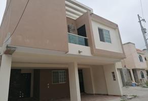 Foto de casa en venta en privada a , universidad poniente, tampico, tamaulipas, 20135370 No. 01