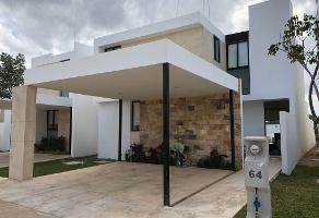 Foto de casa en renta en privada amantea , cholul, mérida, yucatán, 12149339 No. 01