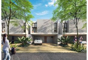 Foto de casa en condominio en venta en  , privada chuburna de hidalgo i, mérida, yucatán, 9308763 No. 01