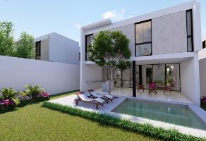 Foto de casa en venta en privada arbórea , conkal, conkal, yucatán, 0 No. 01