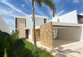 Foto de casa en venta en privada arborea , san francisco de asís, conkal, yucatán, 0 No. 01