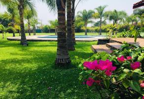 Foto de terreno habitacional en venta en privada bella vista , josé g parres, jiutepec, morelos, 0 No. 01