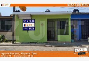 Foto de casa en venta en privada california 128, la florida, altamira, tamaulipas, 20108837 No. 01
