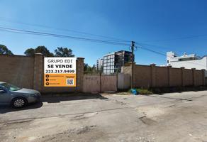 Foto de terreno habitacional en venta en privada calzada zavaleta 17, santa cruz buenavista, puebla, puebla, 18901608 No. 01