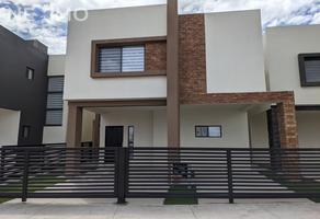 Foto de casa en venta en privada camino escudero 55, hacienda de sáuz, juárez, chihuahua, 21951432 No. 01