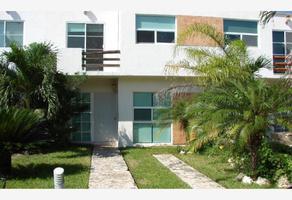 Foto de casa en renta en privada caracoles, playa del sol 12, playa sol, solidaridad, quintana roo, 0 No. 01