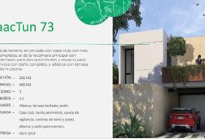 Foto de casa en venta en privada chactun , chablekal, mérida, yucatán, 0 No. 01