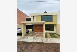 Foto de casa en venta en privada chapultepec 100, chapultepec sur, morelia, michoacán de ocampo, 21100852 No. 01
