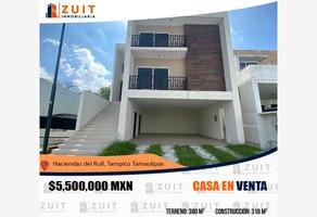 Foto de casa en venta en privada chijol 174, hacienda del rul, tampico, tamaulipas, 16266763 No. 01