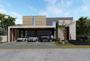 Foto de casa en venta en privada cutzam , yucatan, mérida, yucatán, 0 No. 01
