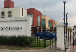 Foto de casa en venta en privada de castaño , bosques residencial, zinacantepec, méxico, 14211387 No. 01