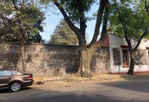 Foto de terreno habitacional en venta en privada de corina , del carmen, coyoacán, df / cdmx, 0 No. 01