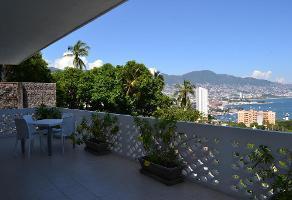 Foto de departamento en renta en privada de coyuca 160, las playas, acapulco de juárez, guerrero, 17810929 No. 01
