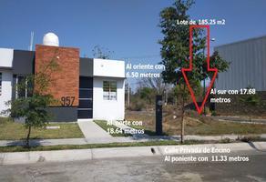 Foto de terreno habitacional en venta en privada de encino , el cortijo, villa de álvarez, colima, 0 No. 01