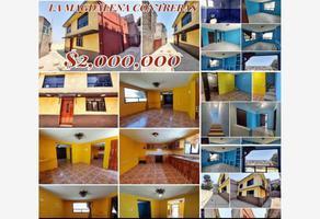 Foto de casa en venta en privada de la cantera 53, pueblo nuevo alto, la magdalena contreras, df / cdmx, 0 No. 01