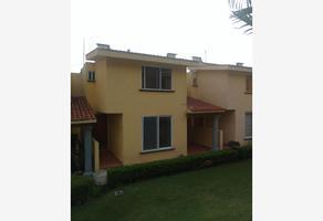 Foto de casa en venta en privada directores , chulavista, cuernavaca, morelos, 12122832 No. 01