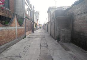 Foto de terreno habitacional en venta en privada emiliano zapata 30, el carmen totoltepec, toluca, méxico, 0 No. 01