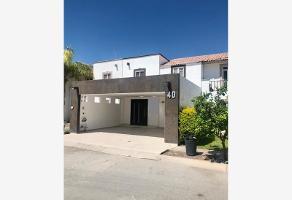 Foto de casa en venta en privada encino 40, villas del valle, torreón, coahuila de zaragoza, 13235269 No. 01