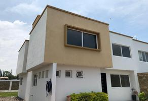 Foto de casa en condominio en venta en privada fuente de carcamo , yerbabuena, guanajuato, guanajuato, 7513606 No. 01