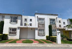 Foto de casa en venta en privada hacienda de cortes manzana xvii, lt.2, casa. , emiliano zapata, zacatepec, morelos, 16770718 No. 01