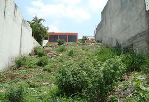 Foto de terreno habitacional en venta en privada irene nd, lomas de ahuatlán, cuernavaca, morelos, 0 No. 01