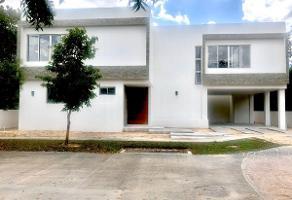 Foto de casa en venta en privada kutz , chablekal, mérida, yucatán, 14233364 No. 01