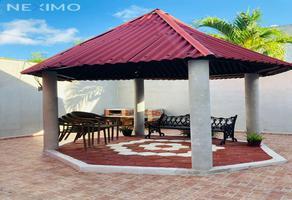 Foto de casa en renta en privada la palmera 56, paraíso villas, benito juárez, quintana roo, 21011398 No. 01