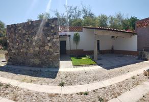 Foto de casa en venta en privada la paz 136, san antonio tlayacapan, chapala, jalisco, 15202561 No. 01