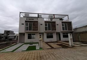 Foto de casa en venta en privada los ángeles 449, san francisco ocotlán, coronango, puebla, 17531421 No. 01