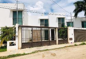 Foto de casa en renta en  , privada maya, mérida, yucatán, 0 No. 01