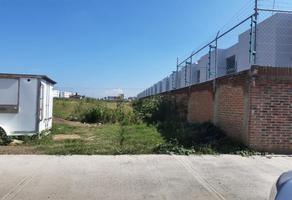 Foto de terreno habitacional en venta en privada nuestra señora de la paz , misiones de san francisco, cuautlancingo, puebla, 16851606 No. 01